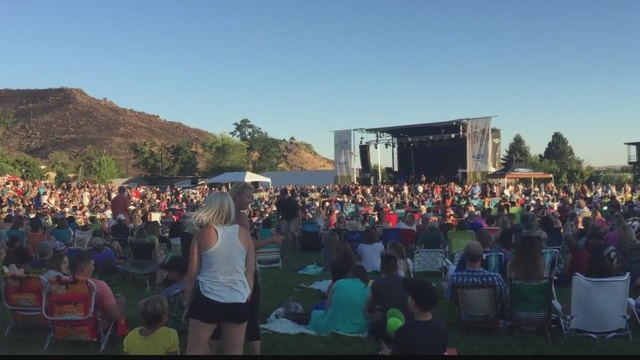 Idaho botanical garden upset over city of boise 39 s 2017 outdoor concert plans boise id for Botanical gardens concert series