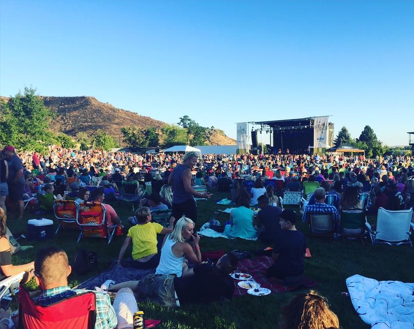 idaho botanical garden upset over city of boises 2017 outdoor concert plans kivitvcom boise id - Idaho Botanical Garden