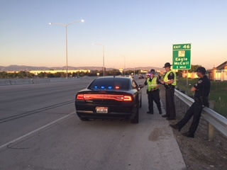 BPD-involved accident on I-84; two hospitalized