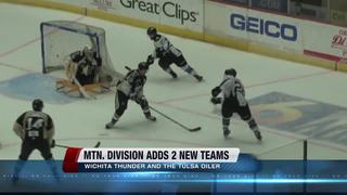 ECHL announces divisional realignment