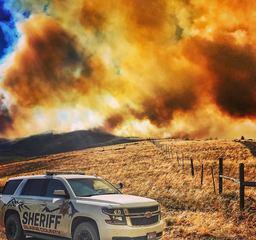 Martin Canyon Fire grows to 3,500 acres
