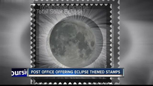 Post Offices Offering Special Eclipse Postmarks Kivitv Boise Id