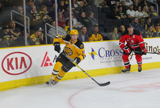 Steelheads agree to terms with a forward