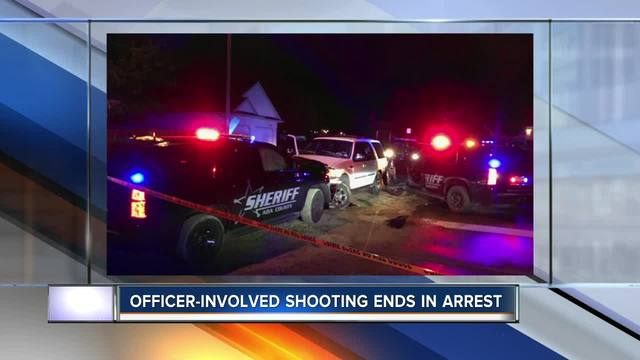 Critical Incident Task Force investigates officer involved shooting in Ada County