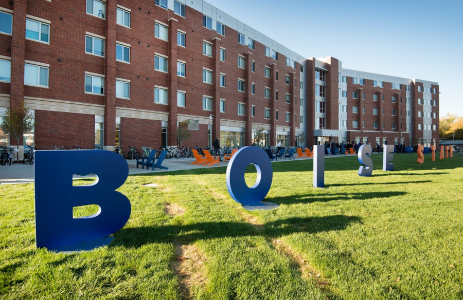 Boise State Opens New Honors College And Sawtooth Hall