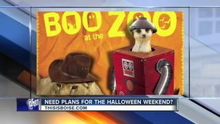 Halloween events in the Treasure Valley