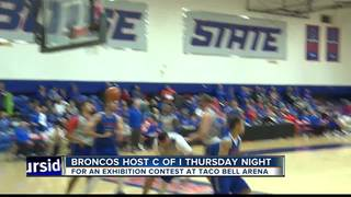 Broncos get set for the Yotes on Thursday