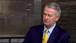 Full interview: Lt. Gov. Brad Little