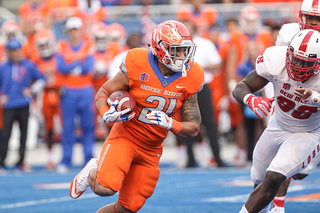 RB Ryan Wolpin stepping up big for Boise State
