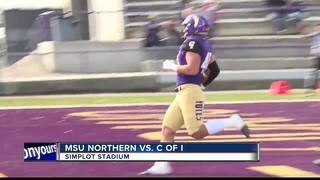 Yotes beat MSU-Northern 45-22 to finish the year