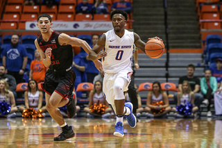 Boise State downs Southern Utah 90-69