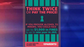 Idaho campaign aims to curb underage drinking