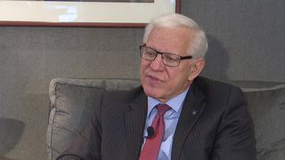 One-on-one with Boise State President Bob Kustra