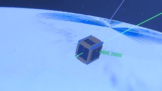 Idaho's First Satellite Launches