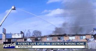 Report: Nursing home sprinklers didn't activate