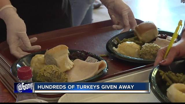 Raleigh Rescue Mission to pack, deliver more than 850 Thanksgiving meals