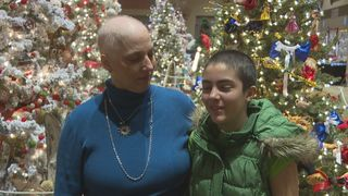 Festival of Trees opens early for patients