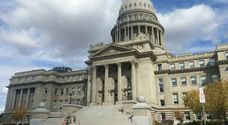 Idaho lawmakers finish business Thursday