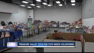 Volunteers, donations needed for Toys for Tots