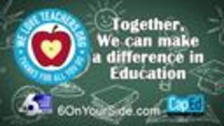 We Love Teachers: