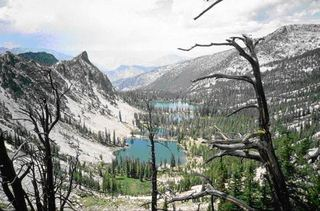 Plans advance for central Idaho wilderness areas