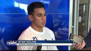 Ryan Wolpin looking to shine in Vegas