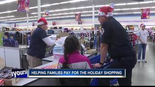 Operation Santa helps with Holiday shopping