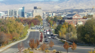 Idaho's median income increased almost $1,600