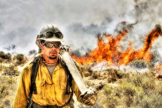 Officials launch new plan to fight wildfires