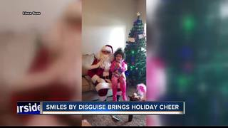 Smiles by Disguise spreading joy for Christmas
