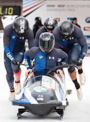 Cunningham Named to 2018 U.S. Olympic Team