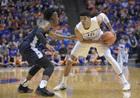 BSU holds off Utah State 71-67 behind Hutchison