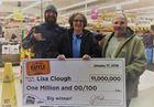 North Idaho woman wins $1,000,000 Lottery