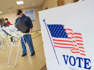 Idaho gets $3.2 million for election security