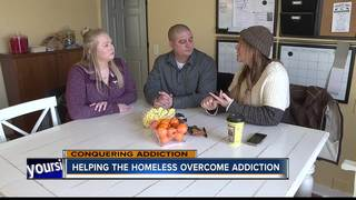 Shelter looks to support those facing addiction