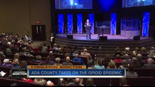 Opioid seminar shares stories of addiction, hope