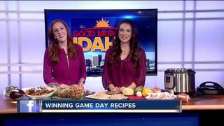 Winning game day recipes