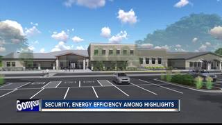 Amity's new building on track for fall opening