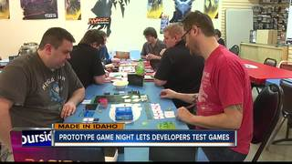 Local game designers hope to get published