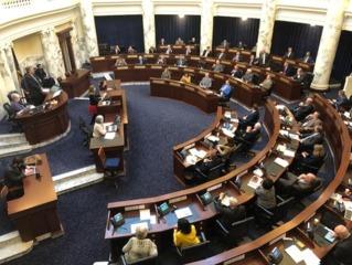 Anti-Sharia law bill headed to Idaho Senate