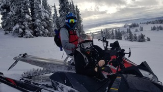 avalanche awareness for snowmobiler essay Ast 1 courses include valuable information for anyone interested in exploring the outdoors in a winter mountainous environment whether you are a mountain or trail.