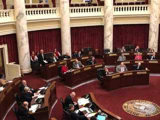 Child tax credit bill headed to governor's desk
