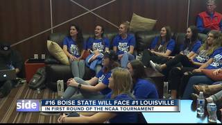 #16 Boise State to face #1 Louisville