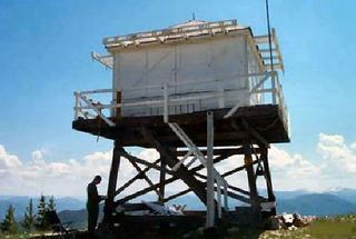 Fire lookouts eyed for National Register