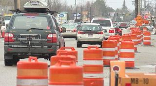 Traffic shifts to start at State St./VMP