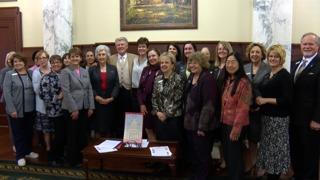 Idaho commemorates 19th Amendment