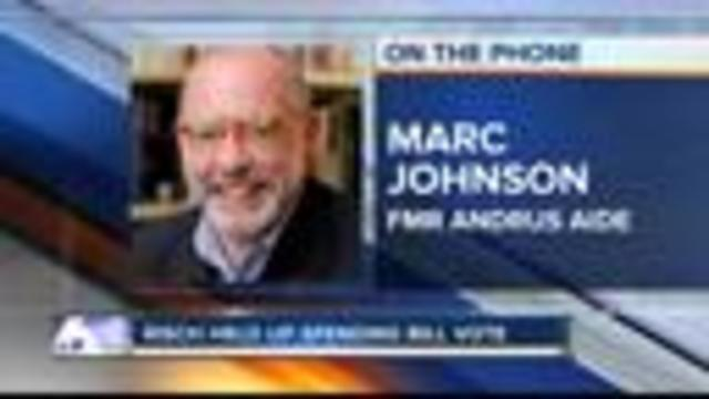 Idaho Sen. Jim Risch tries to stop Andrus honor