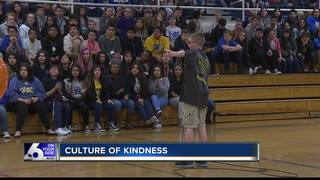 Caldwell students promotes kindness