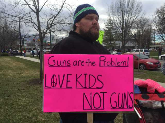 March against gun violence gains philanthropic help