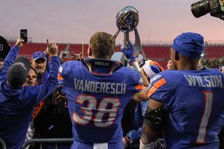 Is Vander Esch NFL Draft stock dropping?